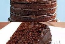 Bolo de chocolate / bolos de chocolate, receita com chocolate, chocolate