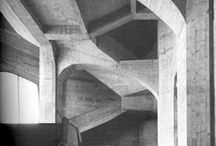 Brutalist Architecture / Modern Architecture of the 20th Century