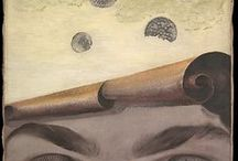 Max Ernst / Painting, Collage, Graphics and Sculpture by Surrealist Max Ernst