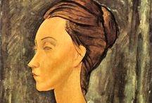 Amedeo Modigliani / Modern Art