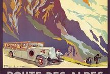 Affiches Patrimoine Savoie Mont Blanc