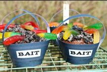 Fishing Party / Fishing party craft and food ideas for kids