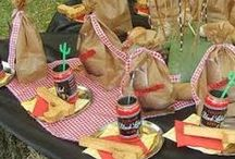 Cow Boy Party / Cow boy party craft and food ideas