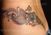 Tattoos / by Danielle