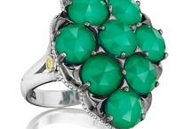 Color Inspiration: Emerald / Pantone's color of the year 2013 has us green with envy!