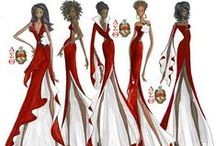 "DST red luv / The ""DST red luv"" page is dedicated to my sorority (ΔΣΘ) Delta Sigma Theta... and all things made in our colors... crimson & cream+our pearls, violets, and elephants! --  I'm financial and proud to be in the #11 club ! Oo-oooooop! / by Ð℮ε Ðε℮   ♥(͡° ͜ʖ ͡°)♥"