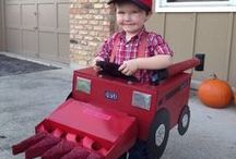 DIY Fun Kid Projects! / Fun Kid Arts and Crafts Projects for kids who love agriculture, farming and tractors.