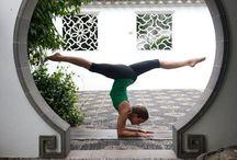 yoga / by Jana Holznerová