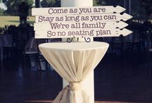 Wedding Inspiration / May the next bride & groom will find their dream wedding in my inspiration board!