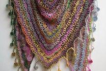 Strickanleitungen für Schals, Umhänge, Knitted Shawls, Capelets / Schal, Stola und Umhang stricken Knitted Scarves, Shawls, Wraps and Capelets  Knitting Patterns