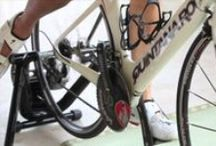 Biking  Tips for Triathletes / Cycling drills will help you improve your pedaling efficiency and ultimately make you a better, faster cyclist in your triathlon training and racing. Other tips for what to wear, what to bring, choosing tires, improving cadences, etc.