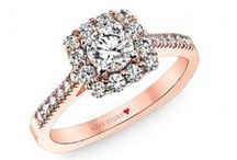 The One / glorious engagement rings and bridal sets, for THE ONE.