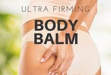 Ultra Firming Body Balm / With a bit of help from our Ultra Firming Body Balm .....