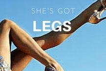 She's got legs! / Spring has sprung in the Land Down Under ... are your legs ready to see the light of day?