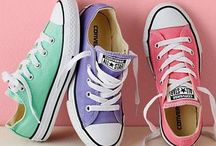 I <3 CONVERSE / Outfits casual chic!!