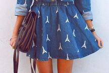 Denim~cool outfit