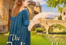 The Indispensable Wife / Out now from The Wild Rose Press. Book one of Châteaux and Shadows.  A young French Countess, married for family connections, has had her heart broken too many times by miscarriages and her husband's infidelity. In the wake of shocking violence and accusations of treason, the French Count has to track down his wife and win her over to his side, not just to regain her connections, but to win back her love. http://philippalodge.blogspot.com