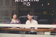 Atlantic No. 5 / Our favorite pins.