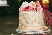 Wedding - Cakes / One of the most important parts of a wedding - cake!