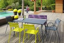 Outdoor / Outdoor furniture ideas that add that little something extra ...