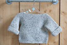 Strick für Kinder  Knitting for children