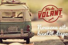 Fou Du Volant / Boutique Cadeaux & Déco pour fans d'autos funs & rétros