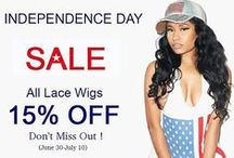 Sales Promotion For Premierlacewigs.com / It is about some Sales Promotion of  Premierlacewigs.com,Get Discount codes to enjoy Super Deals