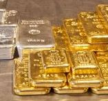 gold and silver everywhere