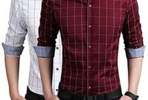 Men Shirts / All types of men fashion shirts - We love shirts so much that we decidet to make a special board only with shirts.