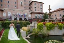 Broadmoor Summer Weddings / by The Broadmoor
