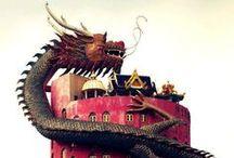 HEAR THEM ROAR! / the dragons