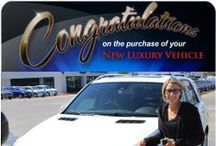 I bought a Luxury Vehicle! / Congratulations on your new BMW or Mercedes-Benz vehicle from Patterson Luxury!