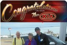 I bought a KIA! / Congratulations on your new Kia from Patterson!
