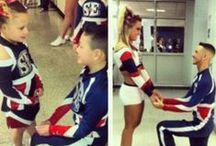 Cheerleading,my life style. / null