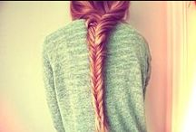 Hair / Beautiful hairstyles!