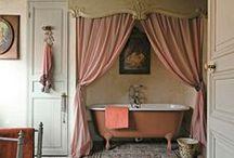 LA SALLE de BAIN~Bathroom / the bathroom / by Marilyn Cataldie
