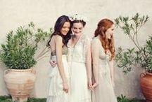 {wedding} bridesmaids