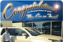 """I bought a GMC/Cadillac/Buick/Hyundai! / Say """"Congratulations!"""" to all the new owners of a beautiful GMC, Cadillac, Buick, or Hyundai from Patterson Auto Center!"""