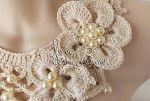 Necklaces & Accessories / Bijuteria e acessórios feitos à mão Handmade