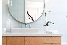 Koupelna Bathroom / Nápady na koupelnu