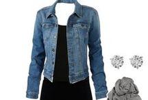 Oblečeni a outfits / Inspirace a co by se mi líbilo