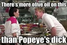 Funny Quotes about Olive OIl