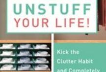 Unstuff / My new guru. Have just bought the audiobook and I'm on my way back.
