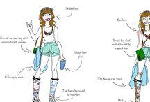 My drawings, B.Side