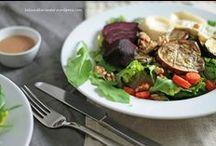 Salate und Snacks / Leckere und außergewöhnliche Salate, Brote, süße und herzhafte Snacks
