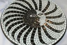 My Artwork - Mosaics / Some of my work that I have done.  Majority has been distibuted around the world.