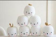 Sweet Like Candy / Amigurumis. Crochet toys