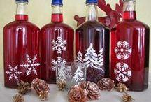 Bottle & Glass Art