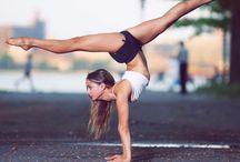 Yoga inspiration / All thing yoga