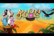 Arabian Heroes / A game by Pixelhunters Join the Arabian Heroes family to save the world!